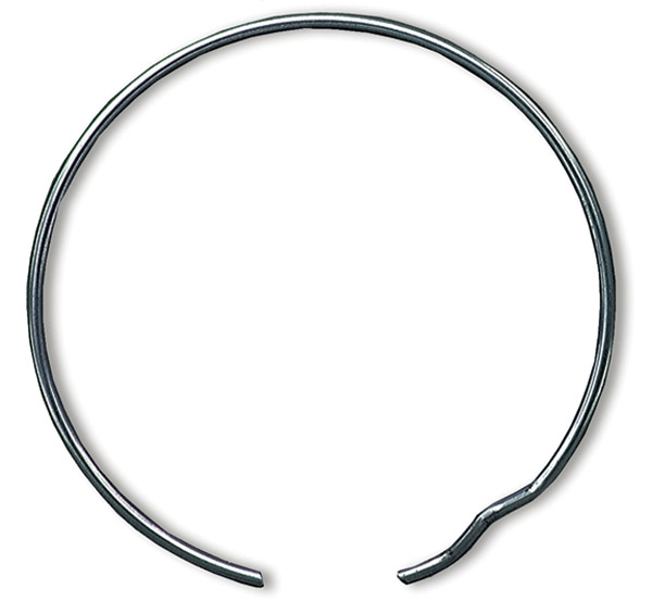 99593 – Snap Ring For 4″ Round Lights, Use w/ 50222 & 50352