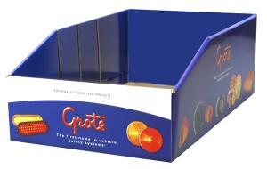 Caisse-cellule de présentation
