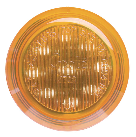 G1093 – Hi Count® 2 1/2″ 9-Diode LED Clearance Marker Light, Yellow
