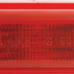 hi count 3 diode led clearance marker light red