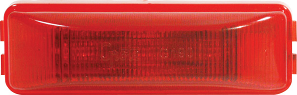 Grote Industries - G1902 – Hi Count® 3-Diode LED Clearance Marker Light, Red