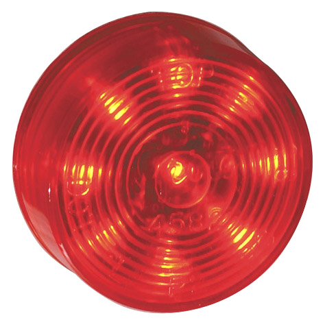 G3002 – Hi Count® 2″ 9-Diode LED Clearance / Marker Lamp, P2 Rated 12V, Red