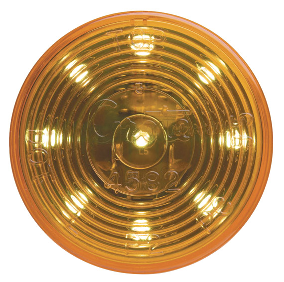 G3003 – Hi Count® 2″ 9-Diode LED Clearance / Marker Lamp, Yellow