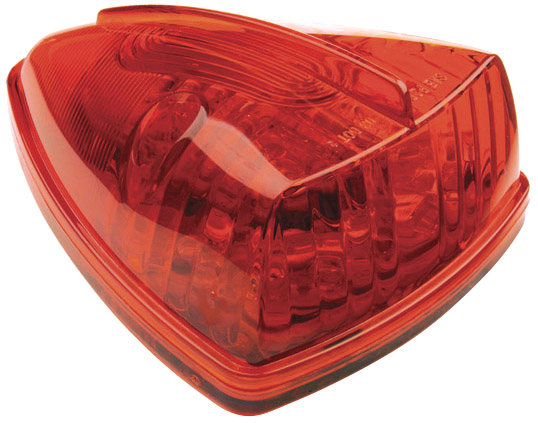 G5052 – Hi Count® School Bus Wedge LED Marker Light, Red