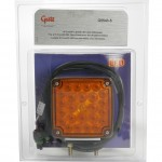 LED Stop Tail Turn Light with Side Marker in retail package