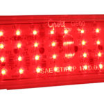 56-Diode Oval LED Stop Tail Turn Light