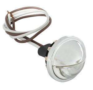 Luz LED de cortesía compacta