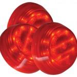 hi count 9 diode led clearance marker light red bulk pack