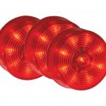 hi count 9 led clarance marker light red bulk