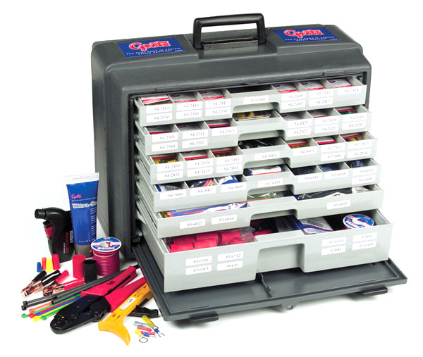 Grote Industries - 01-9911-73 – Mobile Electrical Repair Kit