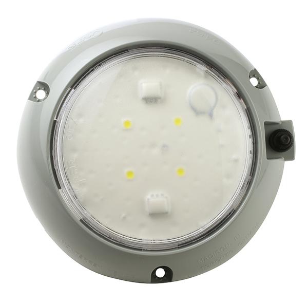 61171 led 4 dome light surface mount w switch 12v. Black Bedroom Furniture Sets. Home Design Ideas