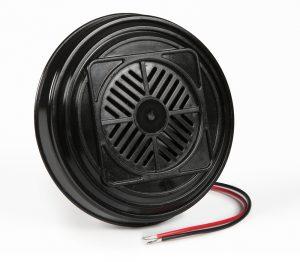 73160 – 4″ Grommet Mounted Backup Alarm, 107dB