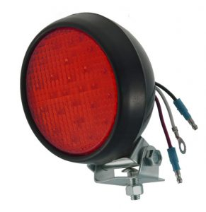 LED Strobe Light In Rubber Housing