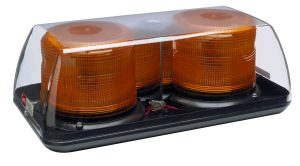 Medium Profile Mini-Bar Strobe