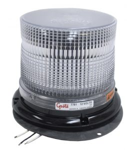 Medium Profile Class II LED Strobe
