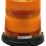 High Profile Class II LED Strobe, Yellow