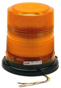 77833 – High Profile Class II LED Strobe, Yellow