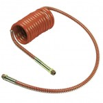 Low Temperature Coiled Air, Working Length 15', Leads 12