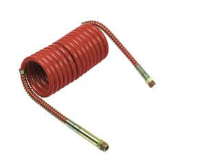 81-0015-RC – Low Temperature Coiled Air Hose, Working Length 15′, Leads 12″, 1pk
