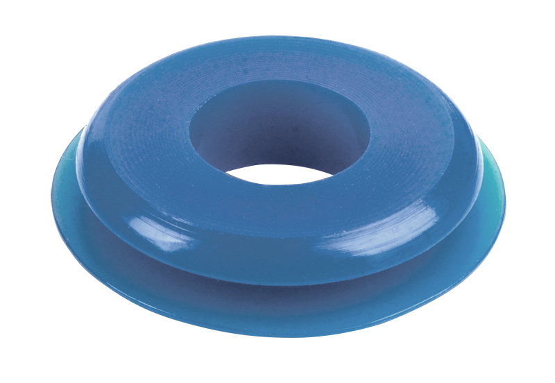 Grote Industries - 81-0110-08B – Seals, Polyurethane, Large Face, Blue, 8pk