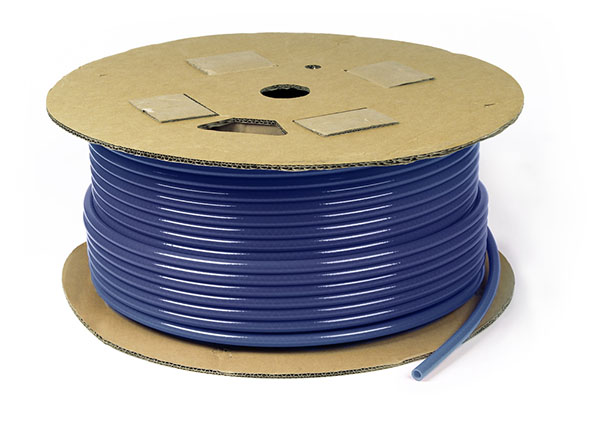 Blue Air Brake Tubing