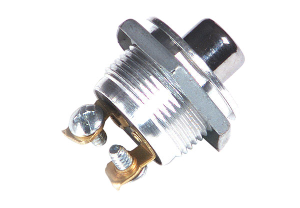 Grote Industries - 82-0600 – Momentary Push Switch, Black