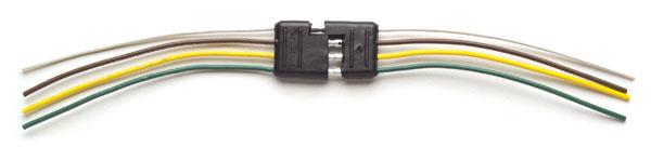 82-1031 – Molded Trailer Connectors, Female, Blunt Cut