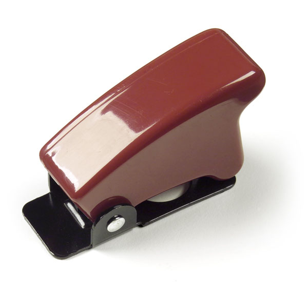 82-2108 - Toggle Switch Guard, Red