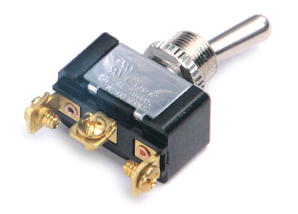3 Screw On/On Heavy Duty 25 Amp Toggle Switch