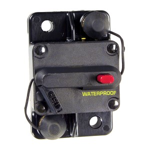 82-2177 – High Amperage Thermal Circuit Breaker, Single Rate, 80A