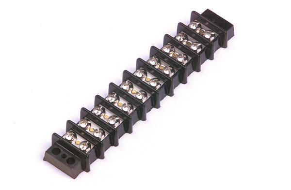 82-2338 - Barra de contactos - Tipo tornillo, 10 posiciones