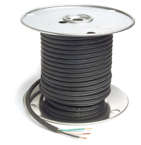 82-5902 - Portable Extension Cable - Type SJOW, 14 Gauge, 2 Conductor