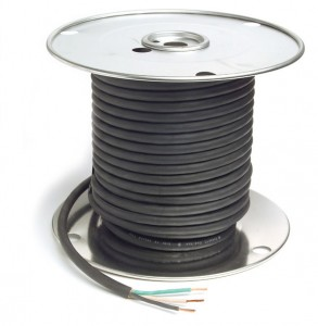 82-5907 - Cable extensor portátil - Tipo SJOW, calibre 16, 3 conductores, cable de 100′ de largo