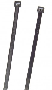 83-6001-3 – Light Duty, .75″ Diameter, 4.10″ Length, 1000 Pack, Black