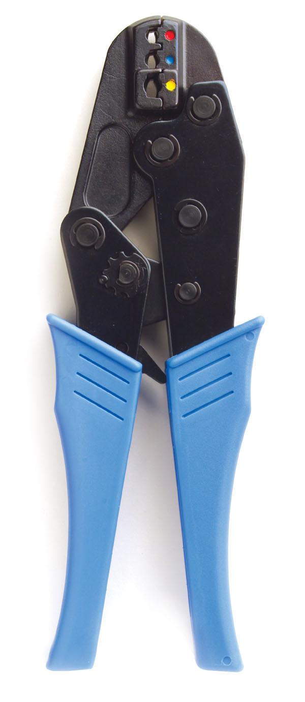 83-6511 – Heavy Duty Nylon & PVC Crimping Tool, 22-10 Gauge