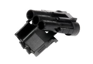 84-2008 – Weather Pack Connectors, Nylon Triple Cavity, Male