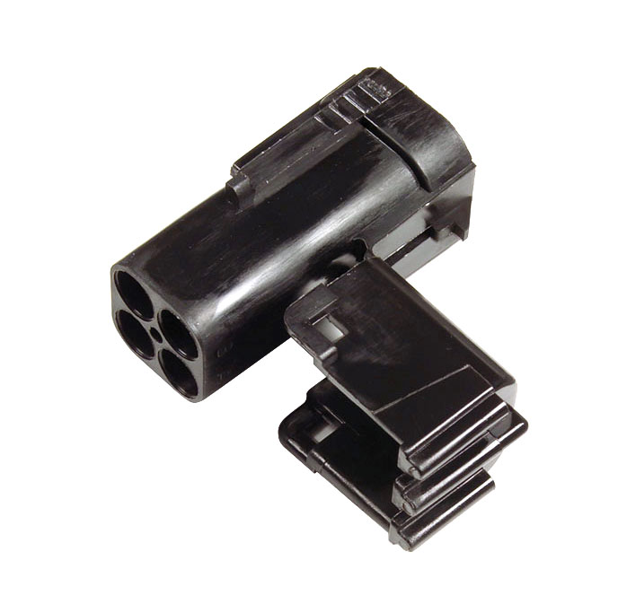 84-2033 – Weather Pack Connectors, Nylon Four Cavity Square, Male