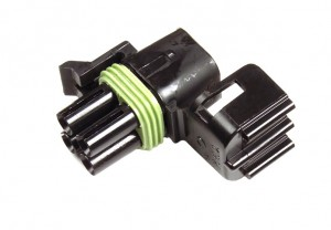 84-2034 – Weather Pack Connectors, Nylon Four Cavity Square, Female