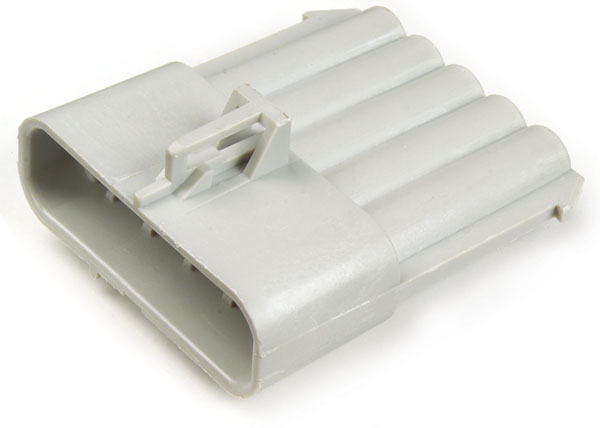 84-2078 – Metri-Pack 280 Series, 5 cavity housing, Male, 1pk