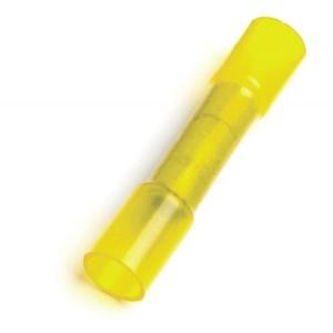 88-2550 - Conectores de tope termocontraíbles - Nylon, calibre 12 - 10, paquete de 1000