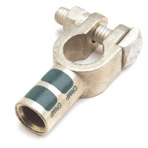 84-9051 – Straight Barrel Clamp, Negative, 2 Gauge