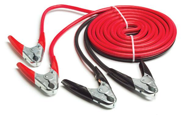 84-9567 – Booster Cables, 25′ Industrial Grade, 1 Gauge