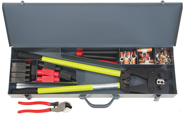 Grote Industries - 84-9290 – Field Repair Kit With Hexcrimp™, Steel