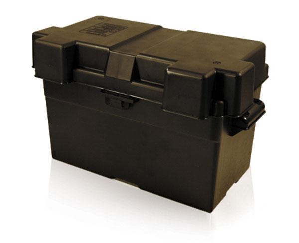 84-9423 – Automotive Light Truck Marine & RV Battery Box, 24-27-31 Adjustable