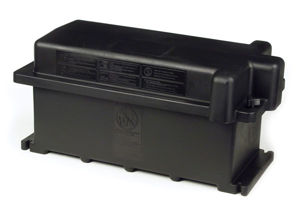 84-9425 – Single 4D/Dual 6 Volt Commercial Battery Box