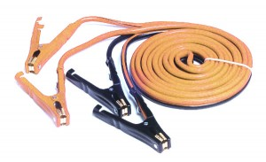 84-9472 – Booster Cables, 16′ Commercial Grade, 6 Gauge