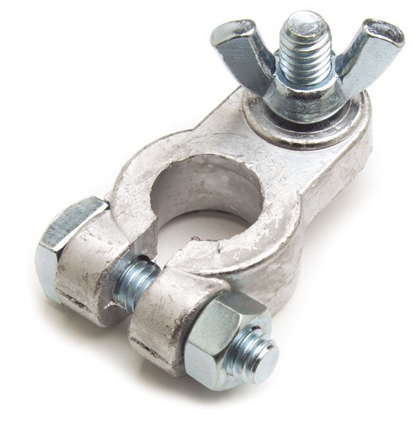 Grote Industries - 84-9542 – Marine Lug Connector, Negative, 5/16″ Lead, Bulk Pack