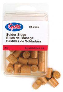 84-9605 – Solder Slug, 2/0 Gauge