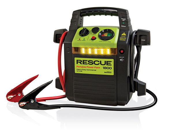 84-9656 – Booster Pack, Rescue® 1800 Portable Power Pack, 4000A Peak