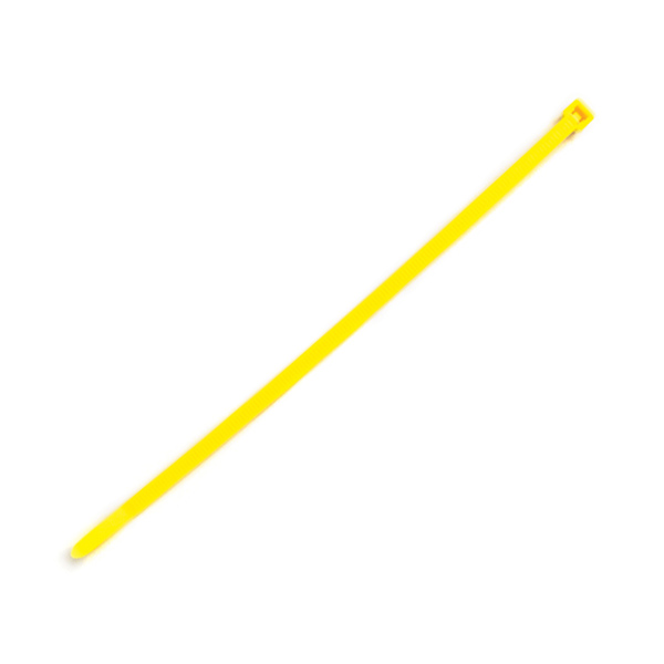 85-6033 – Nylon Cable Ties, 25 Pack, Yellow
